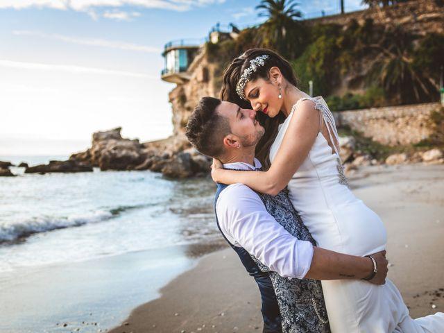 La boda de Jennifer y Francisco en Otura, Granada 27