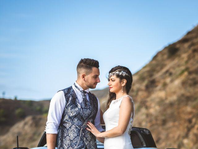 La boda de Jennifer y Francisco en Otura, Granada 31