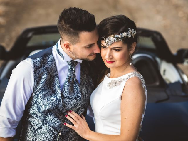 La boda de Jennifer y Francisco en Otura, Granada 32