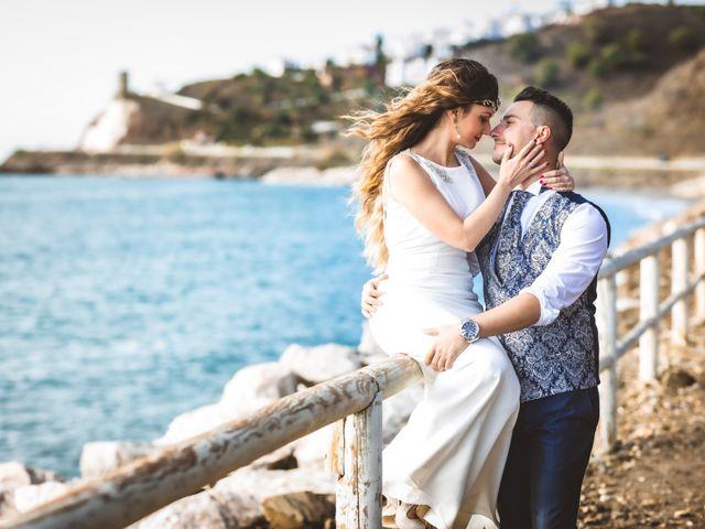 La boda de Jennifer y Francisco en Otura, Granada 33