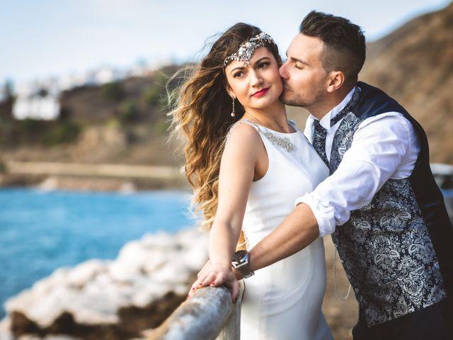 La boda de Jennifer y Francisco en Otura, Granada 34