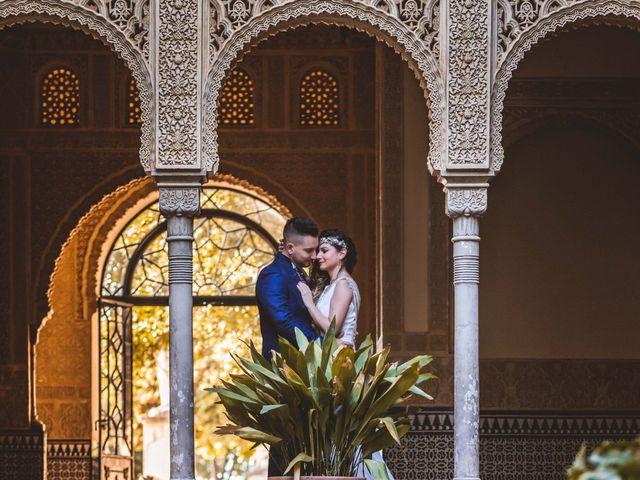 La boda de Jennifer y Francisco en Otura, Granada 36