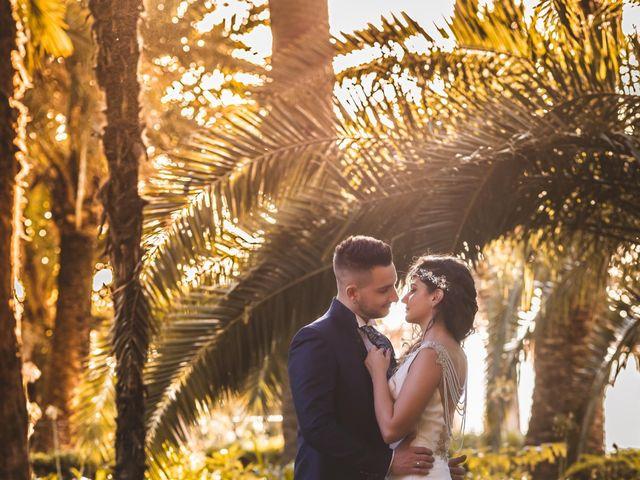 La boda de Jennifer y Francisco en Otura, Granada 37