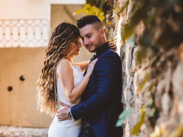 La boda de Jennifer y Francisco en Otura, Granada 38