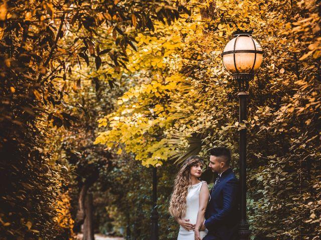 La boda de Jennifer y Francisco en Otura, Granada 39