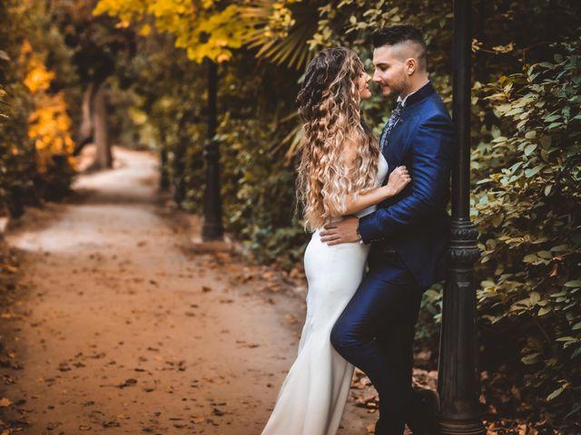 La boda de Jennifer y Francisco en Otura, Granada 40