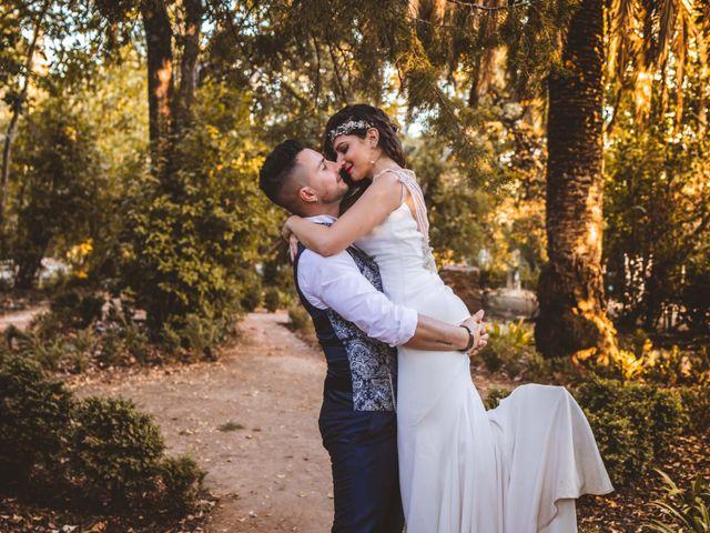 La boda de Jennifer y Francisco en Otura, Granada 43