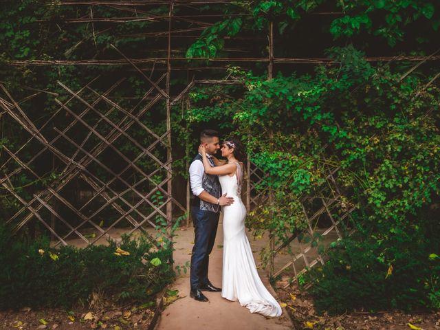 La boda de Jennifer y Francisco en Otura, Granada 49