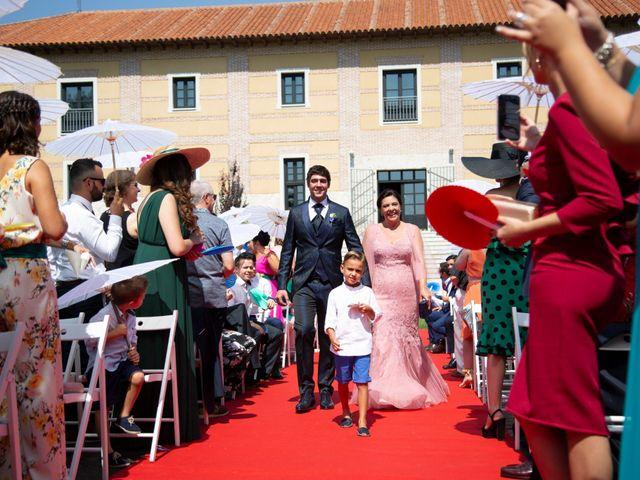 La boda de Dani y Barbara en Valladolid, Valladolid 20