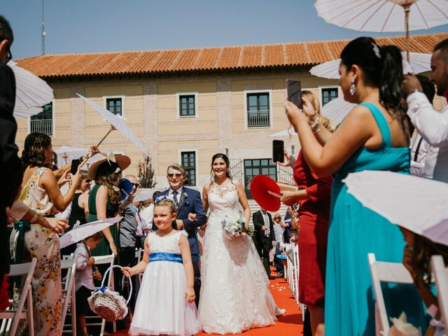 La boda de Dani y Barbara en Valladolid, Valladolid 23
