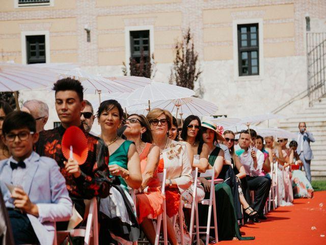La boda de Dani y Barbara en Valladolid, Valladolid 24