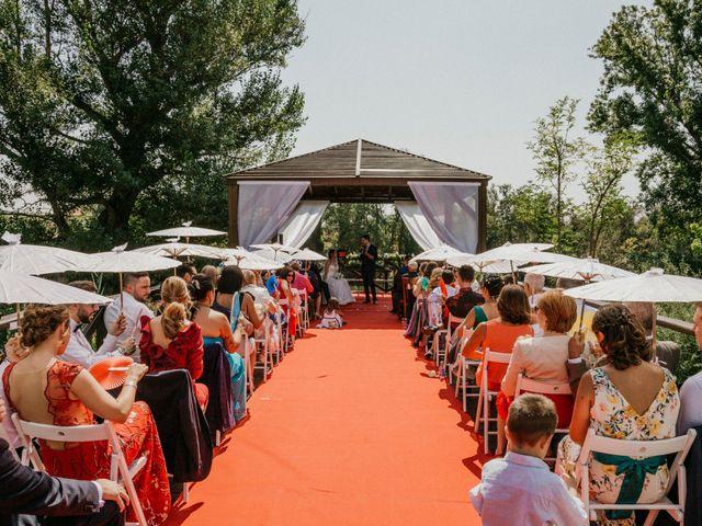 La boda de Dani y Barbara en Valladolid, Valladolid 29