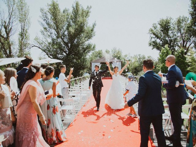 La boda de Dani y Barbara en Valladolid, Valladolid 37