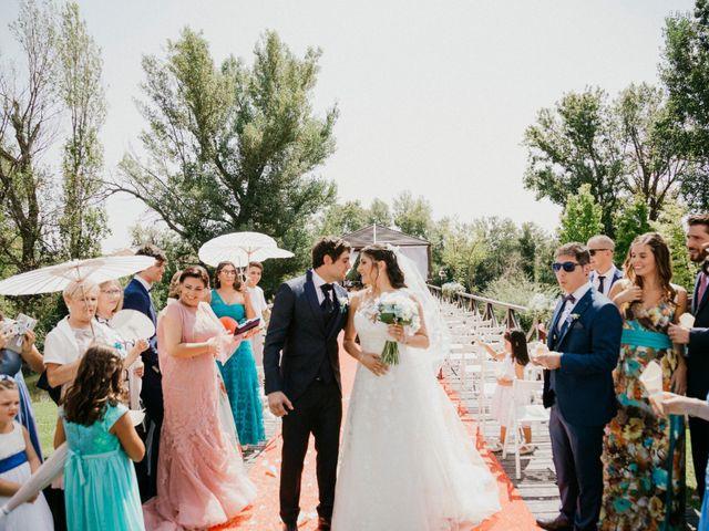 La boda de Dani y Barbara en Valladolid, Valladolid 38