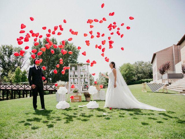 La boda de Dani y Barbara en Valladolid, Valladolid 1