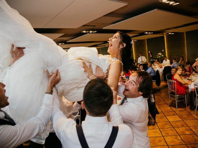 La boda de Dani y Barbara en Valladolid, Valladolid 62