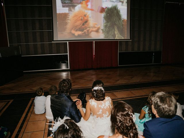 La boda de Dani y Barbara en Valladolid, Valladolid 73