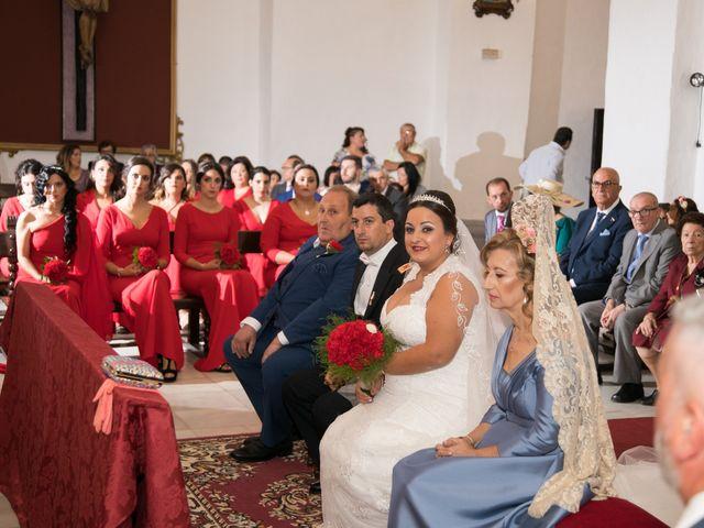 La boda de Rocío y Raul en Castro Del Rio, Córdoba 9