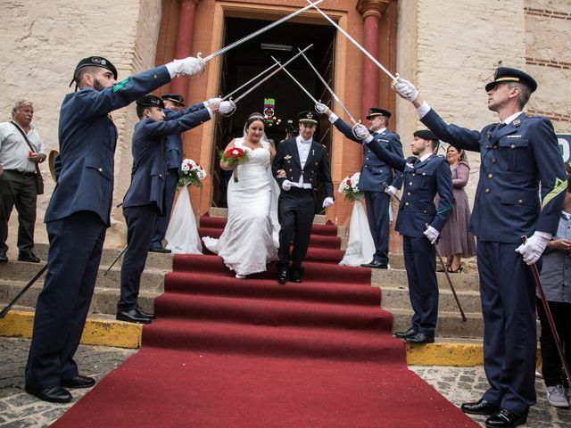 La boda de Rocío y Raul en Castro Del Rio, Córdoba 10