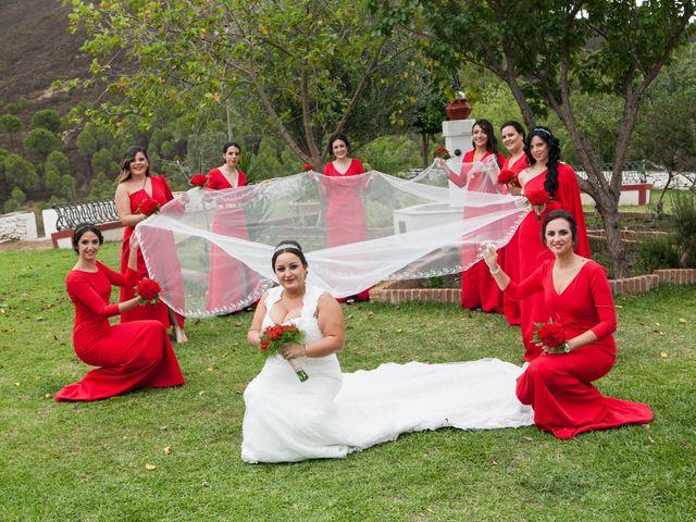 La boda de Rocío y Raul en Castro Del Rio, Córdoba 16