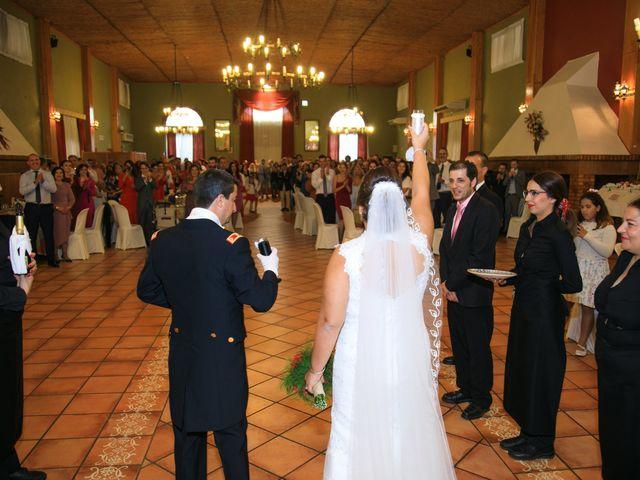 La boda de Rocío y Raul en Castro Del Rio, Córdoba 21