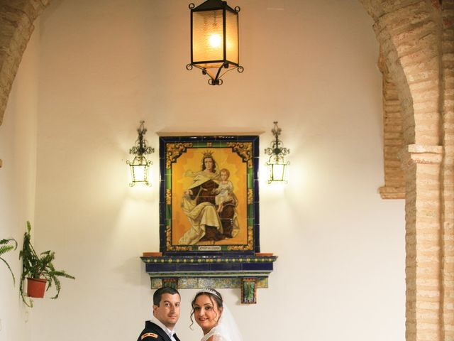 La boda de Rocío y Raul en Castro Del Rio, Córdoba 27