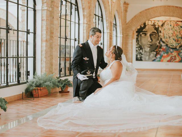 La boda de Rocío y Raul en Castro Del Rio, Córdoba 28
