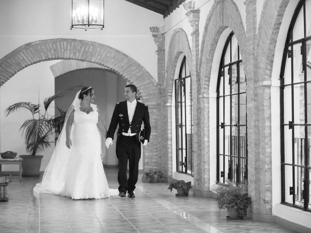 La boda de Rocío y Raul en Castro Del Rio, Córdoba 29