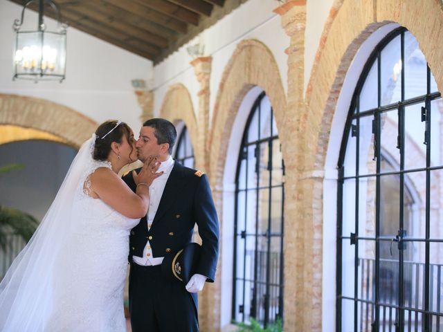 La boda de Rocío y Raul en Castro Del Rio, Córdoba 30