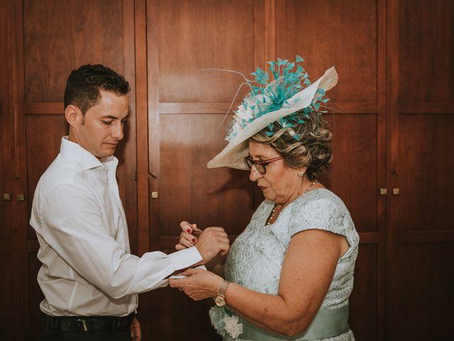 La boda de David y Rocio en Almansa, Albacete 6