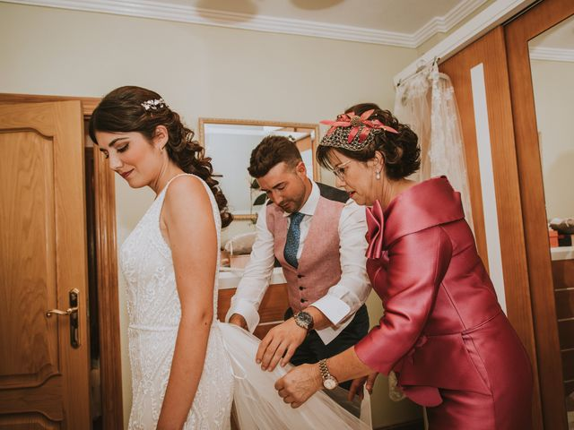 La boda de David y Rocio en Almansa, Albacete 23