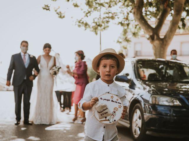 La boda de David y Rocio en Almansa, Albacete 28