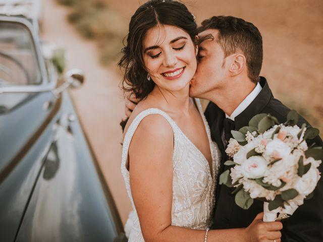 La boda de Rocio y David