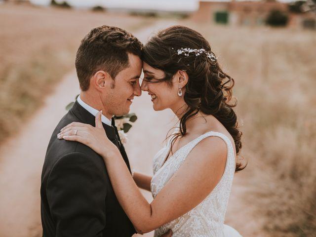 La boda de David y Rocio en Almansa, Albacete 38
