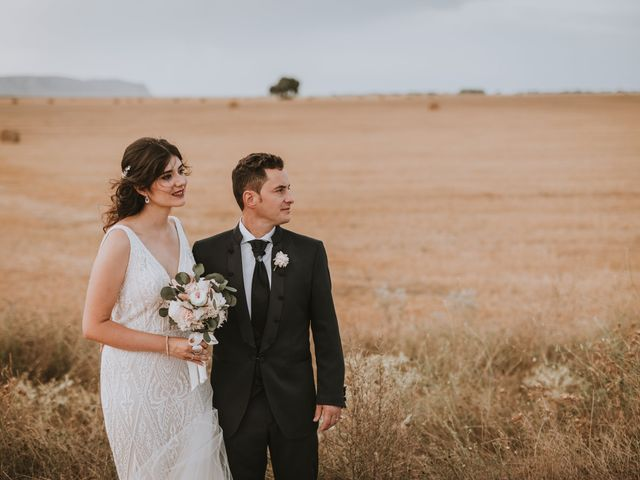 La boda de David y Rocio en Almansa, Albacete 41