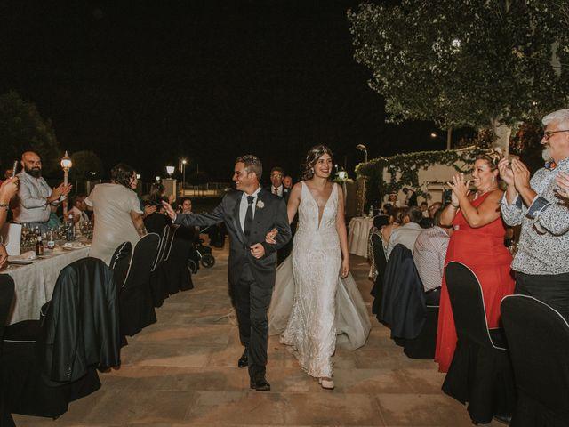 La boda de David y Rocio en Almansa, Albacete 44