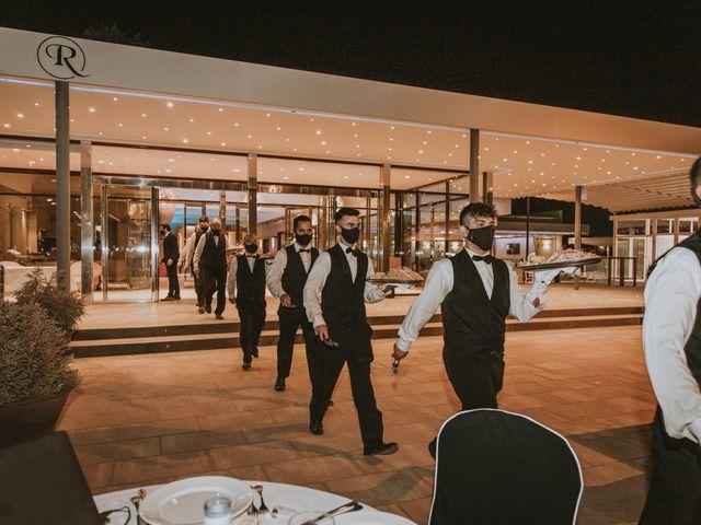 La boda de David y Rocio en Almansa, Albacete 45