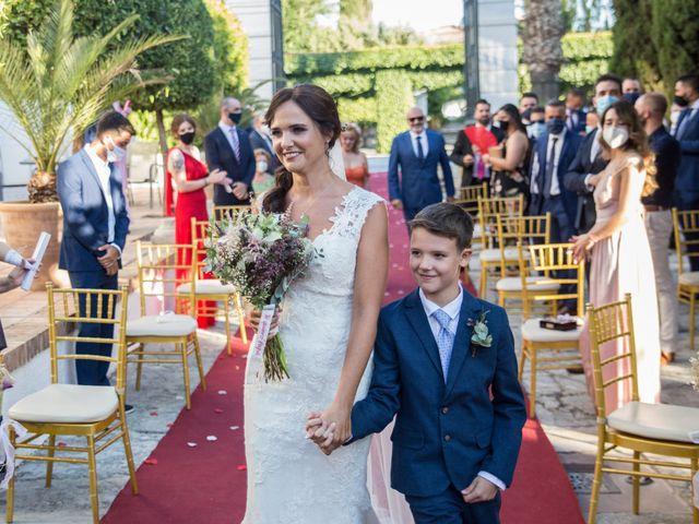 La boda de Aida y Alberto en Granada, Granada 7