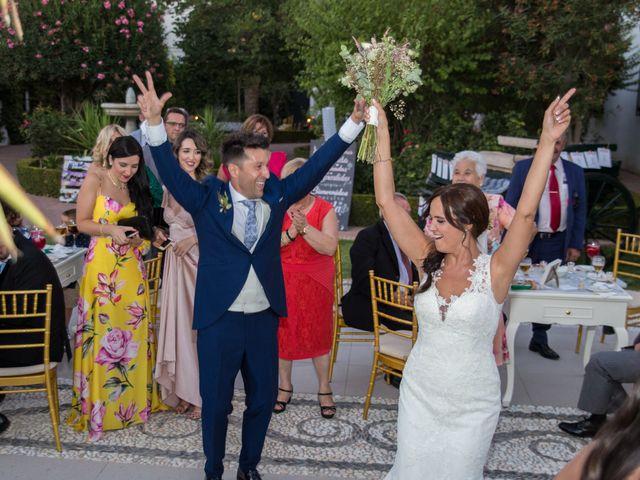 La boda de Aida y Alberto en Granada, Granada 8