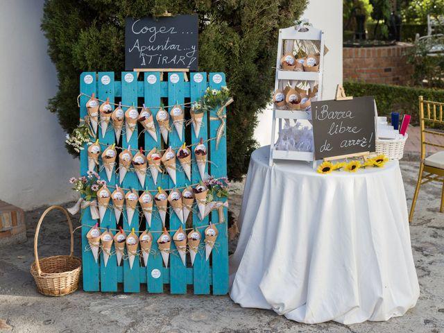 La boda de Aida y Alberto en Granada, Granada 11