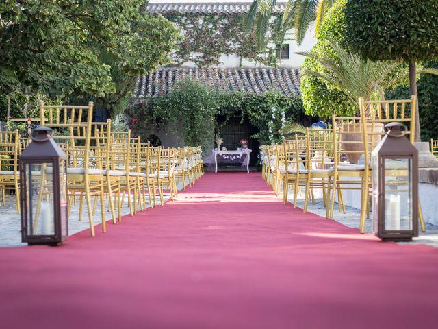 La boda de Aida y Alberto en Granada, Granada 12