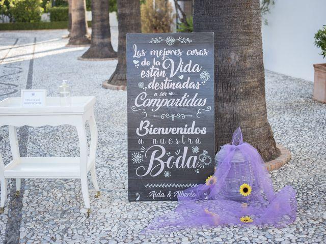 La boda de Aida y Alberto en Granada, Granada 13