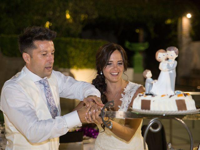 La boda de Alberto y Aida