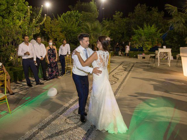 La boda de Aida y Alberto en Granada, Granada 22