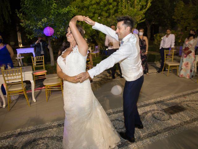 La boda de Aida y Alberto en Granada, Granada 23