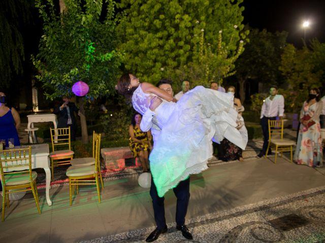 La boda de Aida y Alberto en Granada, Granada 24