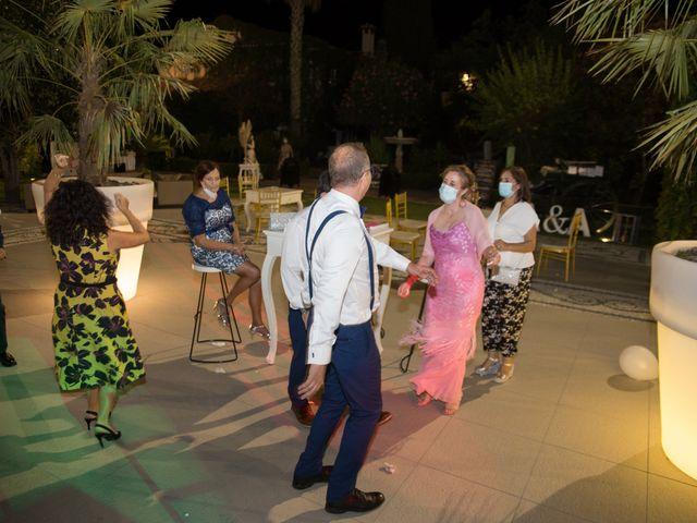 La boda de Aida y Alberto en Granada, Granada 25