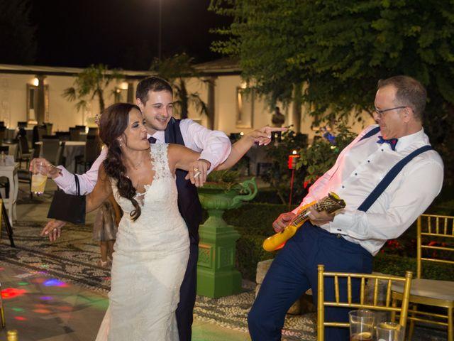 La boda de Aida y Alberto en Granada, Granada 27