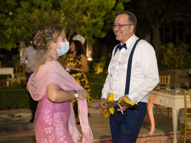 La boda de Aida y Alberto en Granada, Granada 28