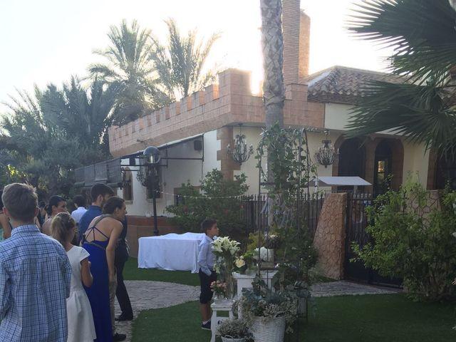 La boda de Daniel  y Beatriz  en Puente Tocinos, Murcia 4
